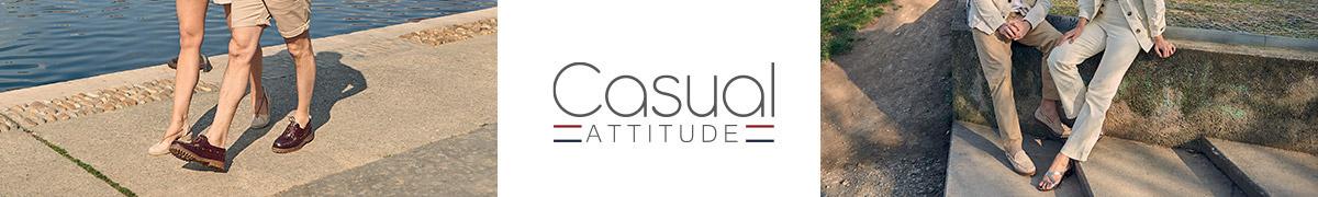 Casual Attitude